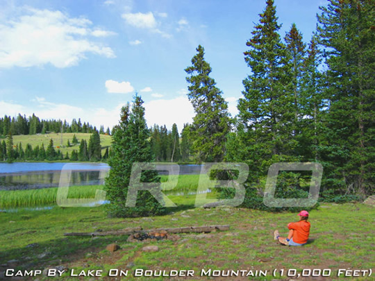 Boulder Mountain Camp