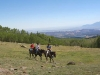 Horse Riding on Boulder